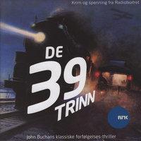 De 39 trinn - John Buchan