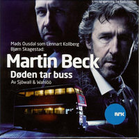 Martin Beck - Døden tar buss - Maj Sjöwall, Per Wahlöö