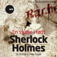 Sherlock Holmes - En studie i rødt - Sir Arthur Conan Doyle