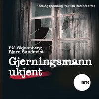 Gjerningsmann ukjent - Johs Solberg
