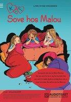 K for Klara 4: Sove hos Malou - Line Kyed Knudsen