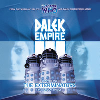 Dalek Empire 3.1 The Exterminators - Nicholas Briggs