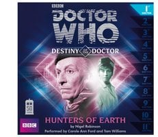 Doctor Who - Destiny of the Doctor: Hunters of Earth - Big Finish Productions