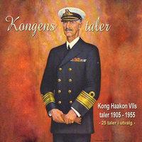 Kongens taler 1905-1955 - Kong Haakon VII
