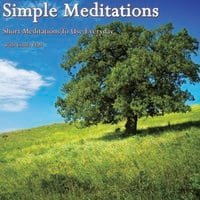 Simple Meditations - Linda Hall