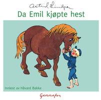 Da Emil kjøpte hest - Astrid Lindgren