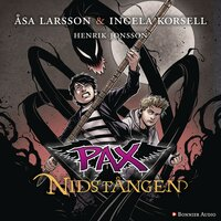 PAX. Nidstången - Åsa Larsson,Ingela Korsell
