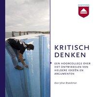 Kritisch denken - Johan Braeckman