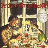 Pettson får julbesök - Sven Nordqvist