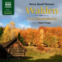 Walden, and Civil Disobedience - Henry David Thoreau