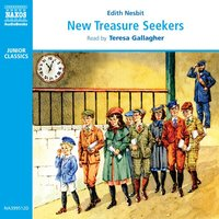 New Treasure Seekers - Edith Nesbit