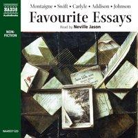 Favourite Essays: An Anthology - Michel de Montaigne