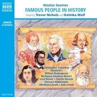 Famous People in History – Volume 1 - Nicolas Soames
