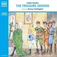 The Treasure Seekers - Edith Nesbit