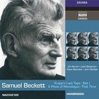 Krapp's Last Tape - Samuel Beckett