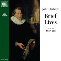 Brief Lives - John Aubrey