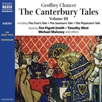 The Canterbury Tales III - Geoffrey Chaucer