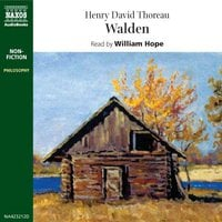 Walden - Henry David Thoreau