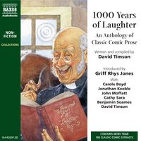 1000 Years of Laughter - David Timson
