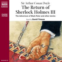 The Return of Sherlock Holmes – Volume III - Sir Arthur Conan Doyle