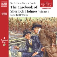 Casebook of Sherlock Holmes – Volume I - Sir Arthur Conan Doyle