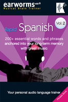 Rapid Spanish Vol. 2 (European) - earworms MBT