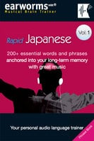 Rapid Japanese Vol. 1 - earworms MBT