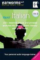 Rapid Italian Vol. 2 - earworms MBT