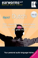 Rapid Dutch Vol. 2 - earworms MBT