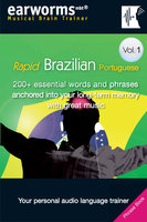 Rapid Brazilian Portuguese Vol. 1 - earworms MBT