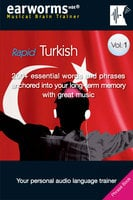 Rapid Turkish Vol. 1 - earworms MBT