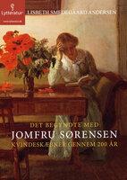 Det begyndte med Jomfru Sørensen - Lisbeth Smedegaard Andersen