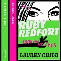 Look into my eyes - Lauren Child