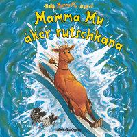 Mamma Mu åker rutschkana - Jujja Wieslander
