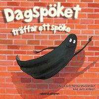 Dagspöket träffar ett spöke - Jujja Wieslander, Tomas Wieslander