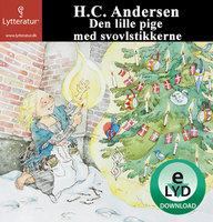 Den lille pige med svovlstikkerne - H.C. Andersen