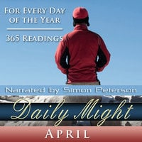 Daily Might: April - Simon Peterson
