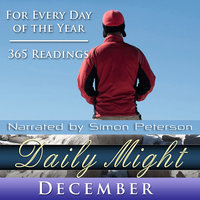 Daily Might: December - Simon Peterson