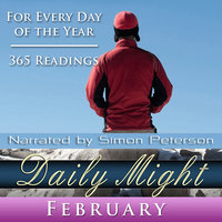 Daily Might: February - Simon Peterson