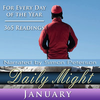 Daily Might: January - Simon Peterson