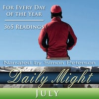 Daily Might: July - Simon Peterson