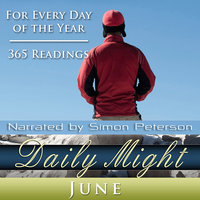 Daily Might: June - Simon Peterson