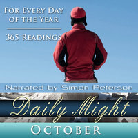 Daily Might: October - Simon Peterson
