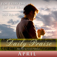 Daily Praise: April - Simon Peterson