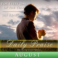 Daily Praise: August - Simon Peterson