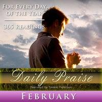 Daily Praise: February - Simon Peterson