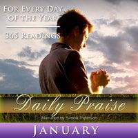 Daily Praise: January - Simon Peterson