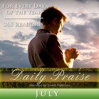 Daily Praise: July - Simon Peterson