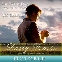 Daily Praise: October - Simon Peterson