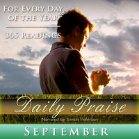 Daily Praise: September - Simon Peterson